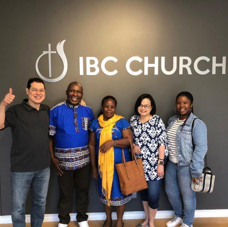 Mozambique, Africa Pastor in Dallas, Texas